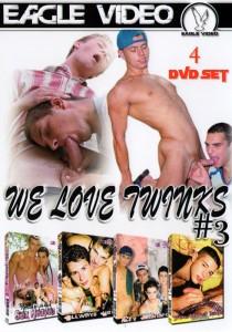 We Love Twinks #3 DVD