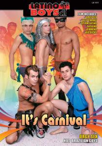 It's Carnival DVD - Front