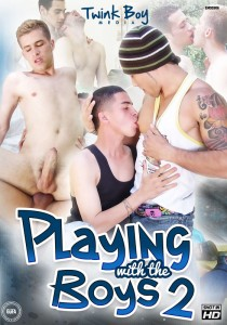 Playing With The Boys 2 DVD (NC)