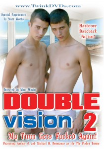 Double Vision 2 DVD (NC)