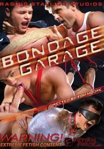 Bondage Garage DVD - Front