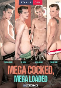Mega Cocked, Mega Loaded DVD