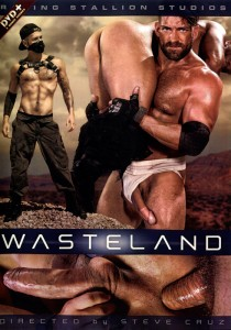 Wasteland DVD (S)