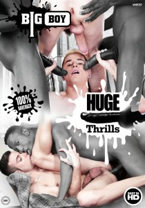 Huge Thrills DVD