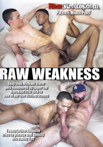 Raw Weakness DVD (S)