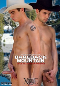 Bareback Mountain DVD (NC)