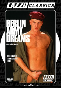 Berlin Army Dreams DVD