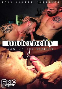 Underbelly: Raw on the Streets DVD