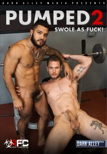 Pumped 2: Swole as Fuck! DVD