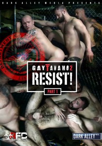 Gaytanamo 2: Resist! Part 1 DVD (S)