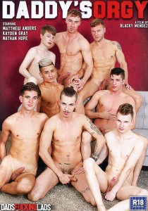 Daddy's Orgy DVD