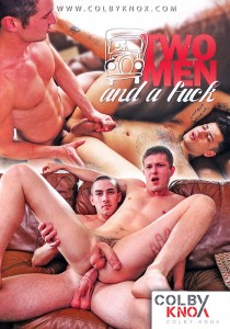 Two Men and a Fuck DVD