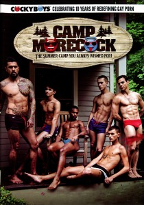 Camp Morecock DVD (S)