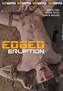 Edged to Eruption DVD