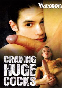 Craving Huge Cocks DVD