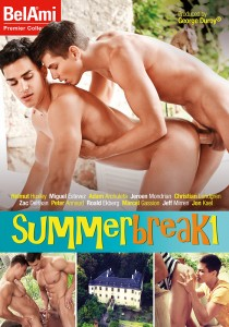 Summer Break 1 DVD