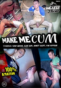 Make Me Cum DVD