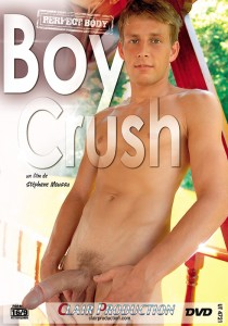 Boy Crush DVD