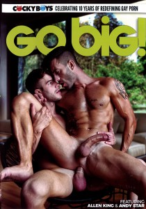 Go Big! DVD (S)