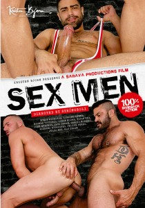 Sex Men DVD