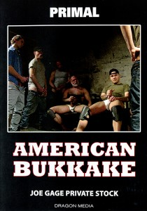 American Bukkake DVD (S)