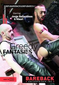 Greedy Fantasies DVD