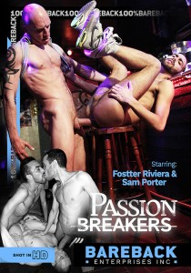 Passion Breakers DVD