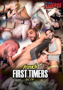 French First Timers Vol. 6 DVD