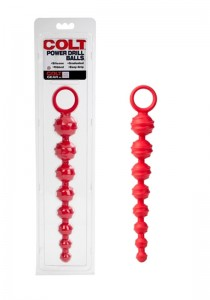 Colt Power Drill Balls- Red