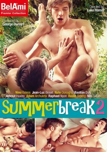 Summer Break 2 DVD