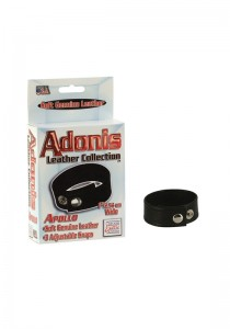 Adonis Leather Collection - Apollo
