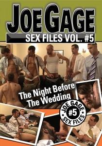 Joe Gage Sex Files vol. #5 The Night Before The Wedding DVD (S)
