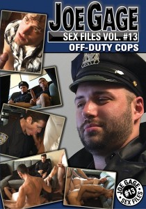 Joe Gage Sex Files vol. #13 Off-Duty Cops DVD