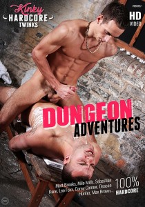 Dungeon Adventures DVD