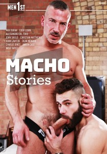 Macho Stories DVD