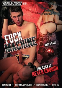 Fuck Machine: One Cock is Never Enough DVD