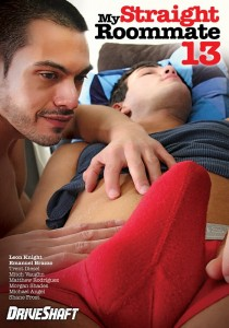 My Straight Roommate 13 DVD