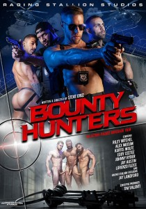 Bounty Hunters DVD