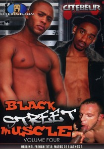 Black Street Muscle 4 DVD