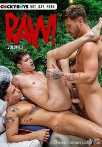 Raw! volume 2 DVD (S)