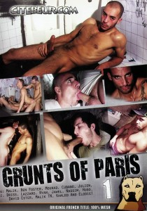 Grunts of Paris DVD