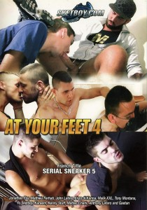 At Your Feet 4 DVD (S)