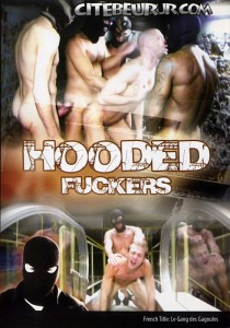Hooded Fuckers DVD (S)