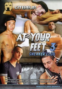 At Your Feet 3 DVD (S)