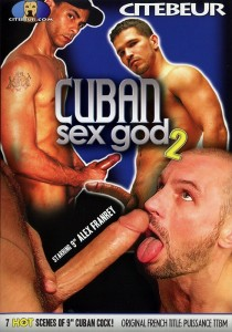 Cuban Sex God 2 DVD (S)