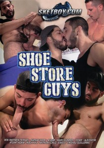 Shoe Store Guys DVD