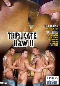 Triplicate Raw II DVD