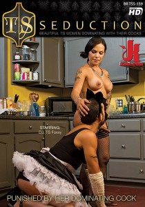 TSS159: Punished by her Dominating Cock DVD (S)