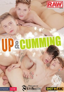 Up & Cumming DVD