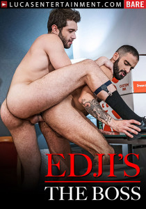 Edji's The Boss DVD